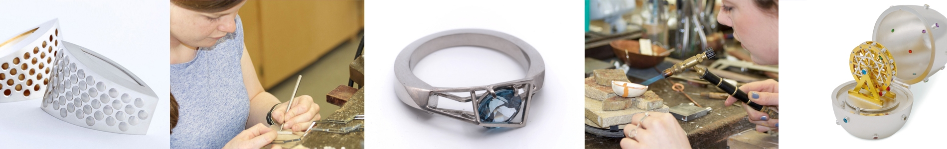 Jewellery and Goldsmithing Skills & Design Course